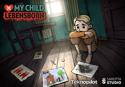 My Child Lebensborn received BAFTA