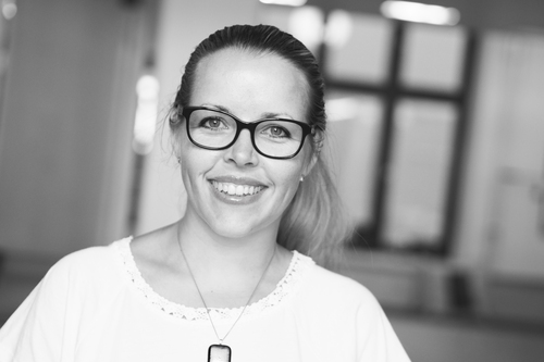 Lotte Johansen, improving UX for everyone with web accessibility